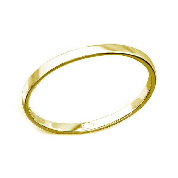 Plain Ring Gold