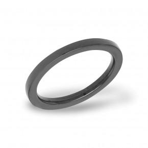 Plain Ring Black