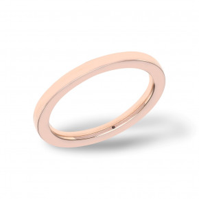 Plain Ring Rosegold