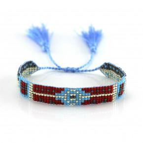 Boheme Bracelet Blue