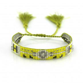 Boheme Bracelet Lime