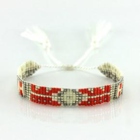 Boheme Bracelet White
